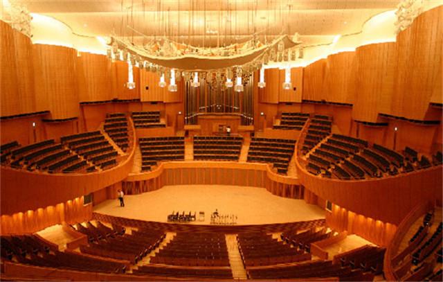 音乐厅声学设计方案