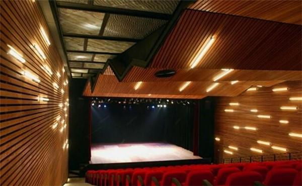 影剧院声学吸音处理方案