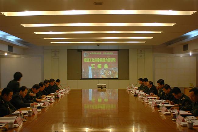 重庆武警部队