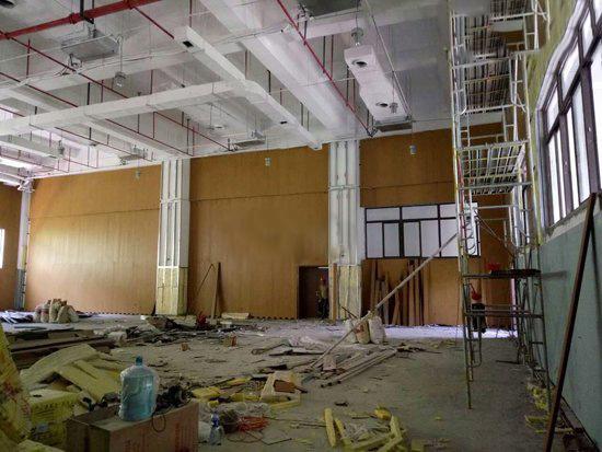 演艺中心室内吸音该怎么处理