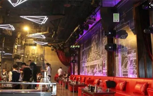 肇庆酒吧无机纤维喷涂隔音工程