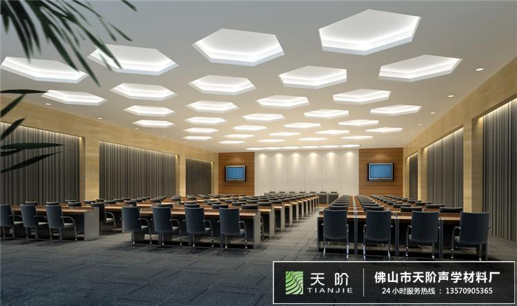 会议室 报告厅声学方案设计