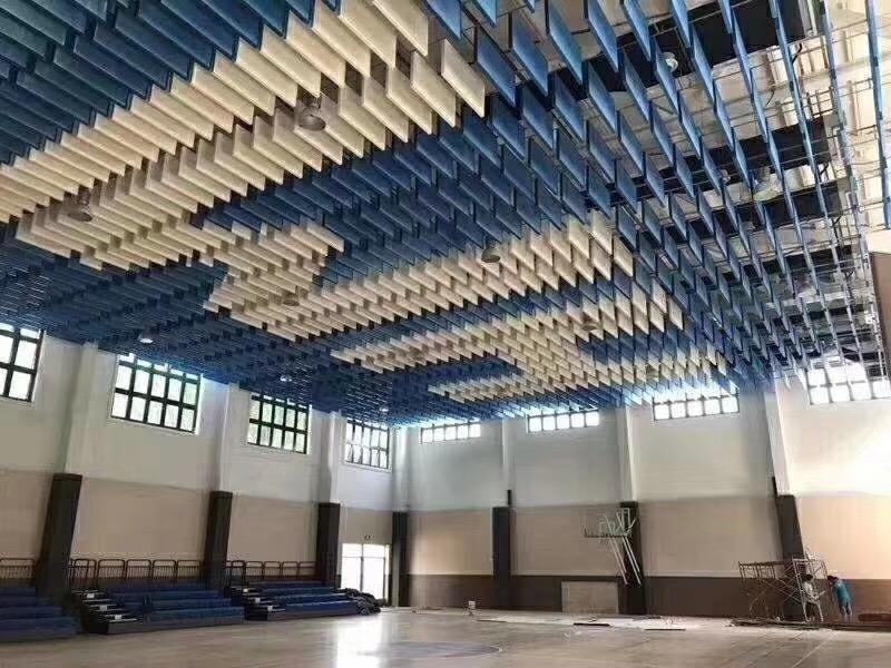 体育馆吸音声学工程案例
