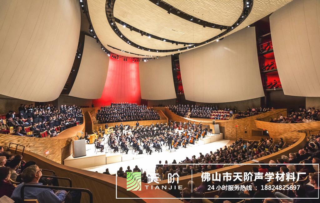 自然声音乐厅设计案例