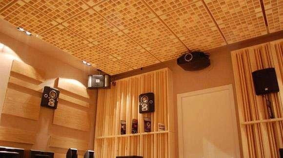 家庭影院吸音方案